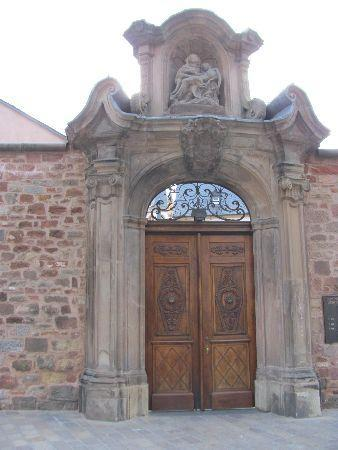 Domstadt (Cathedral City): portal