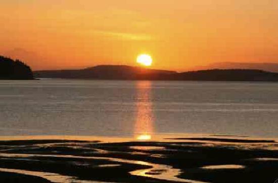 Cherry Point Place Oceanfront Suites: Enjoy spectacular sunrises