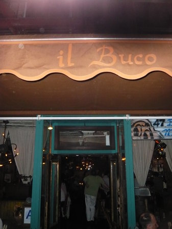Photo of Italian Restaurant Il Buco at 47 Bond St, New York, NY 10012, United States