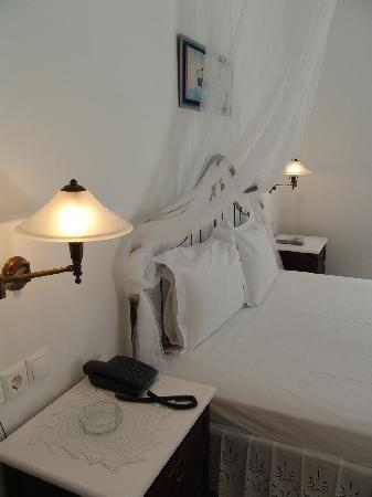 Villa Notos - Bed
