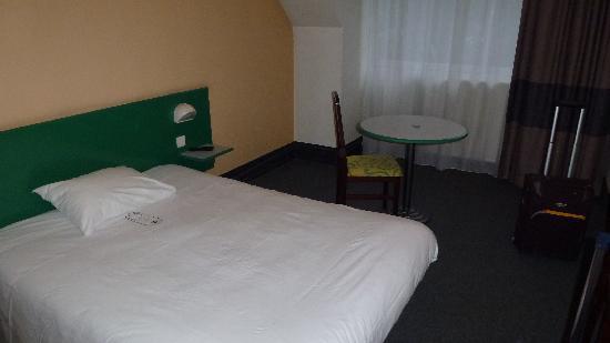 B&B Hotel Quimper Sud Bénodet : chambre hors norme B&B