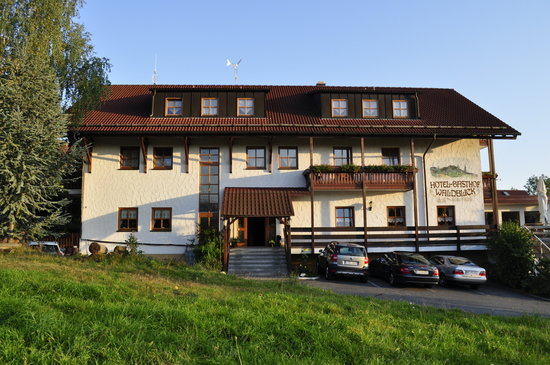 A Darling Find Review Of Hotel Gasthof Waldblick Sonneberg