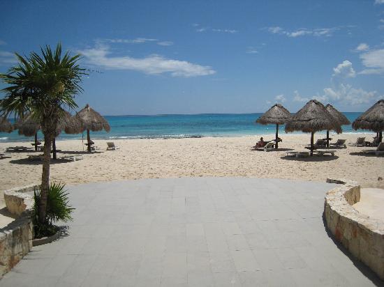 Iberostar Grand Hotel Paraiso : Beach front