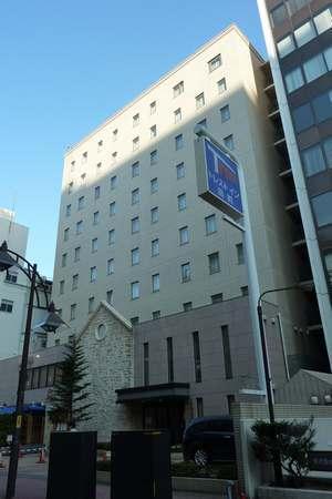 Sotetsu Fresa Inn Tokyo Tamachi: トレストイン田町 外観