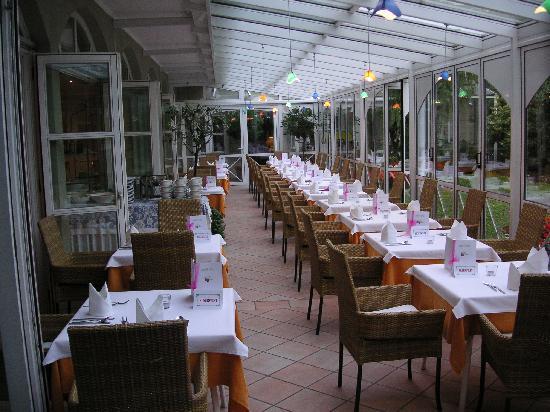 Hotel Dermuth: hier ist gut zu speisen!!