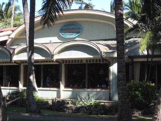 Mama's Fish House: Mama's exterior