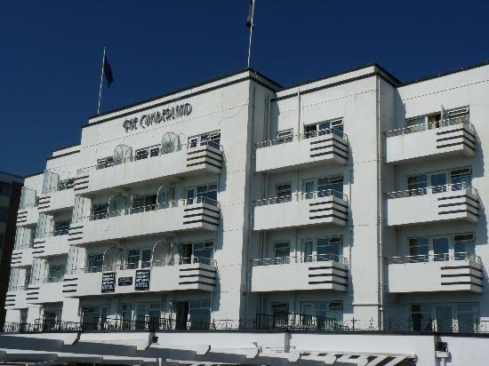 The Cumberland Hotel: Art Deco splendor!!