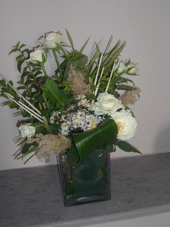 สิรายานบูติกโฮเทลแอนด์สปา: des fleurs fraiches, l'attention qui compte