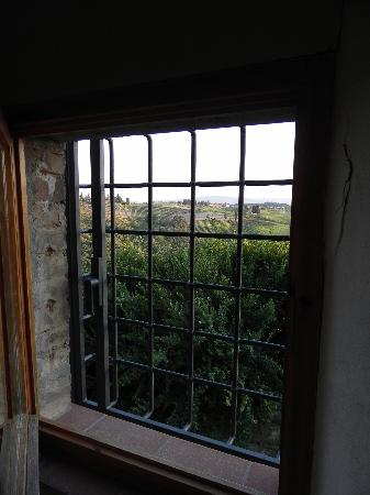 Quercia al Poggio: View from Kitchen
