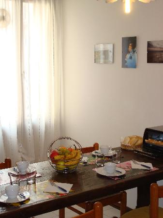Cristina House : sala colazione