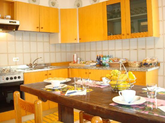 Cristina House : cucina