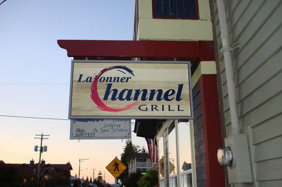 La Conner Channel Grill