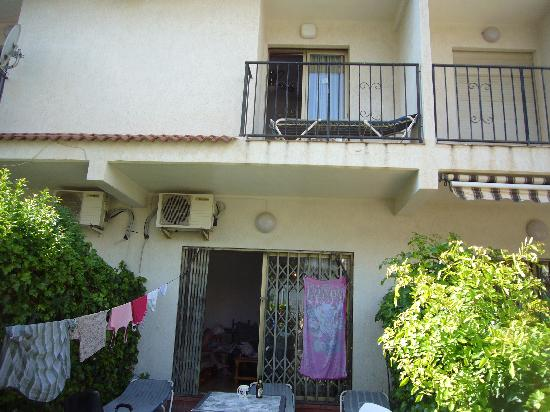 Rinconada Real : rear view of apartment