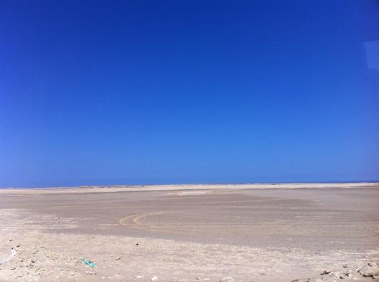 Caribbean World Resorts Soma Bay: desert