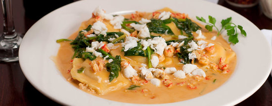 Mario's Ristorante: Lobster Ravioli