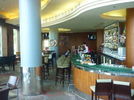 Hilton Sofia : Le bar