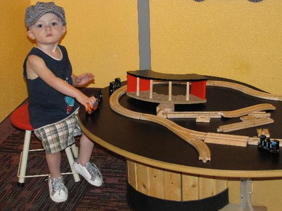 Children's Museum of Denver: Choo Choo!