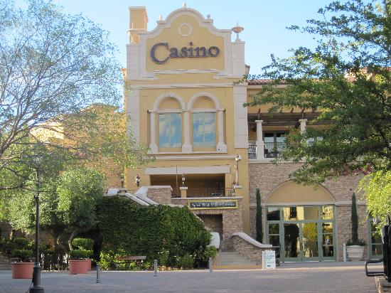 Aston MonteLago Village Resort: The casino