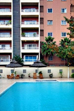 Amara Suites: Pool View - Cooper Rd