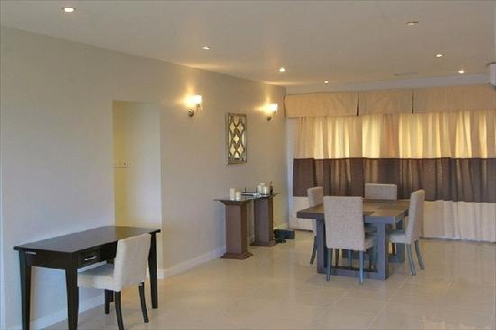 Amara Suites: Diamond Dining Room