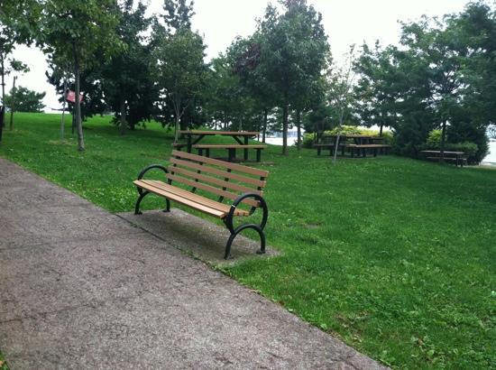 Bronx, Estado de Nueva York: Barretto Park in Hunts Point