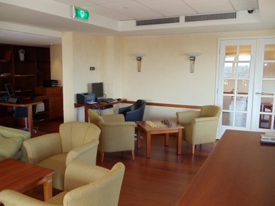 Hotel Okura Amsterdam: Executive Lounge photo 2