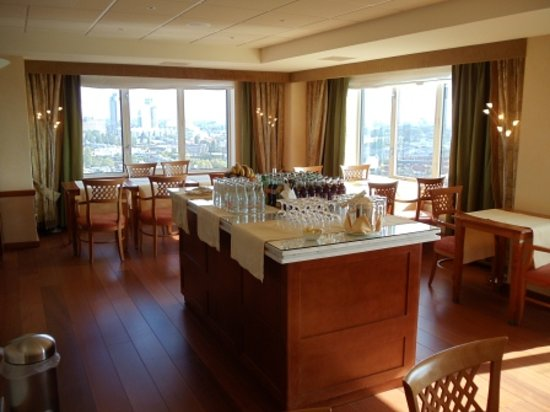 Hotel Okura Amsterdam: Executive Lounge photo 3