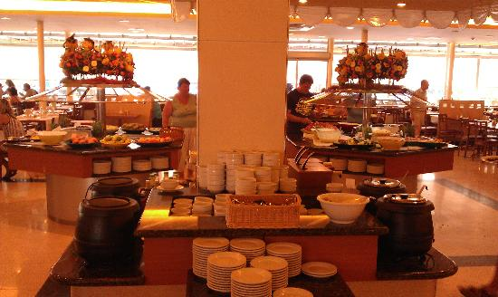 Golden Taurus Park Resort: cantine2