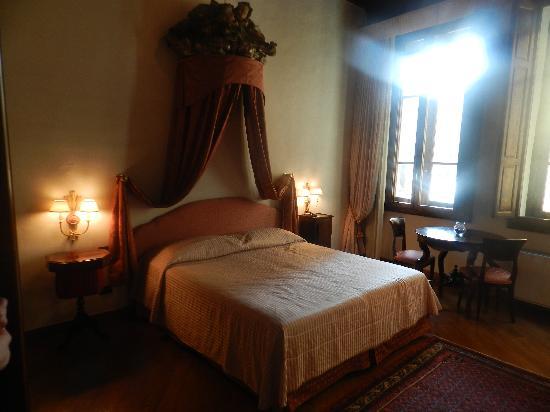 Residenza d'Epoca in Piazza della Signoria: Leonardo Room