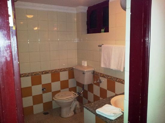 Visco Resorts : Wash room