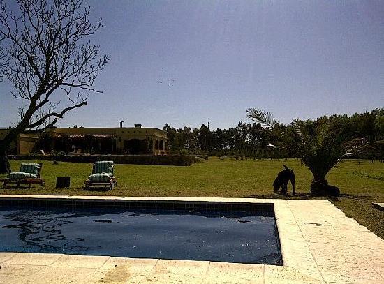Casa Los Jazmines: Entorno