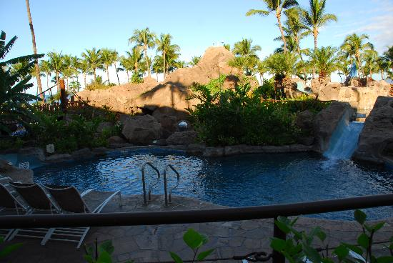 Grand Wailea - A Waldorf Astoria Resort: poolside