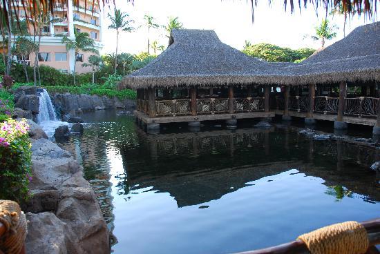Grand Wailea - A Waldorf Astoria Resort: HumuHumu Restaurant
