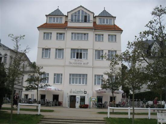 Seebad Bansin, Germany: Bansiner Hof, Außenansicht