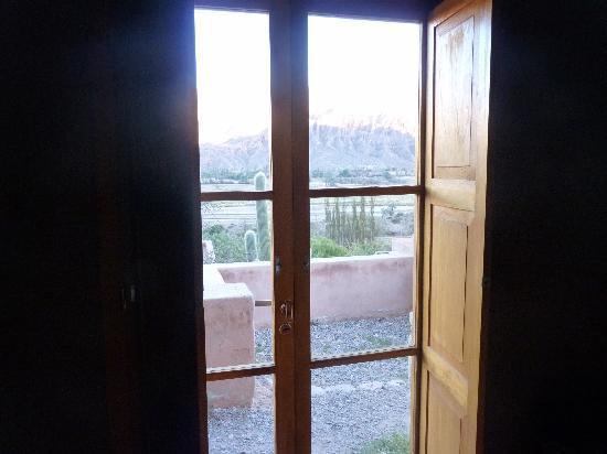 Cerro Chico: vista desde la habitación