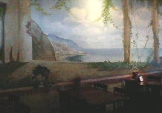 Vito's Ristorante & Pizzeria: wall painting, part 2
