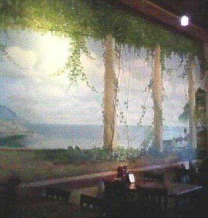 Vito's Ristorante & Pizzeria: wall painting, part 3