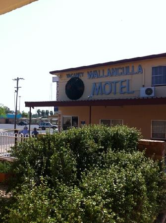 Lightning Ridge, Australia: The Motel
