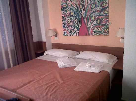 Hotel Scandinavia: camera
