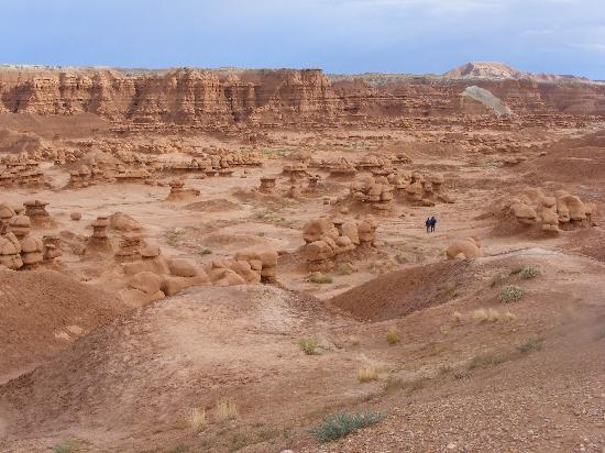 Goblin Valley State Park: Walking in the Valley of the Goblins