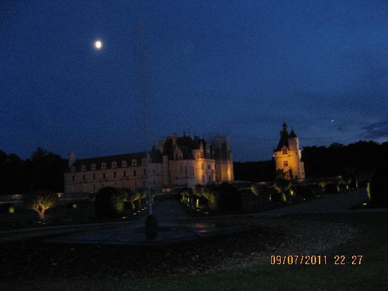 Hostel du Roy: le chateau de Chenonceau