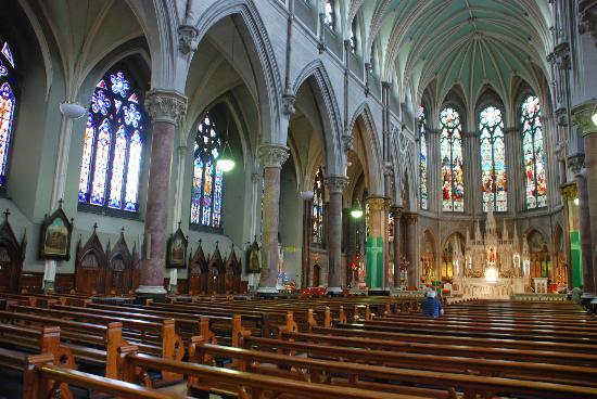 John's Lane Augustinian Church: Amazing and peaceful