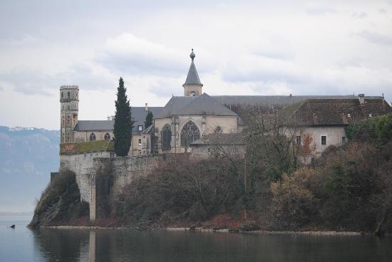 Residence Azurea: Abbaye de hautecombe