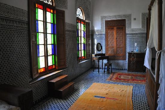 Dar Roumana: Yasmine Suite entrance view