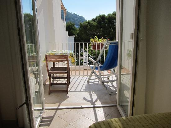 Hotel La Tosca: Balcony Room 51