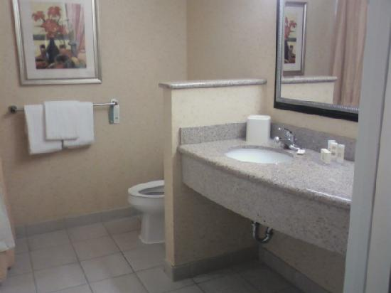 Courtyard by Marriott Chico: Bathroom