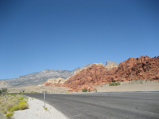 Red Rock Canyon National Conservation Area: What beautiful colors and vistas