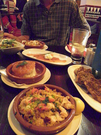 Cafe Andaluz Edinburgh