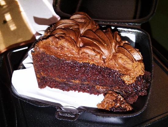 Across the Street: Cake to Go