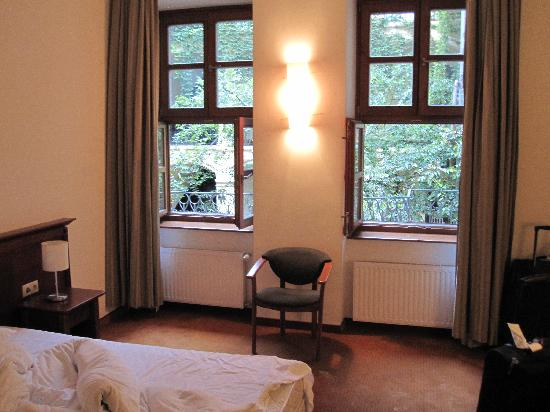 Casati Budapest Hotel: room view